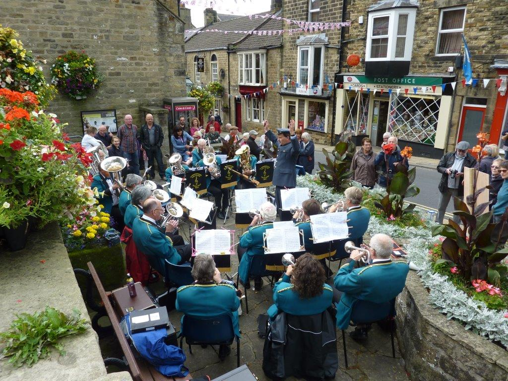 Pateley Bridge 1940's Day-10